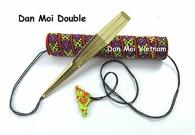 Jaw Harp Dan Moi Double Tongue Bass Jew's Harp for fun