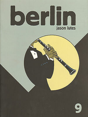 BERLIN 9  - Jason Lutes (2002 , First Edition)