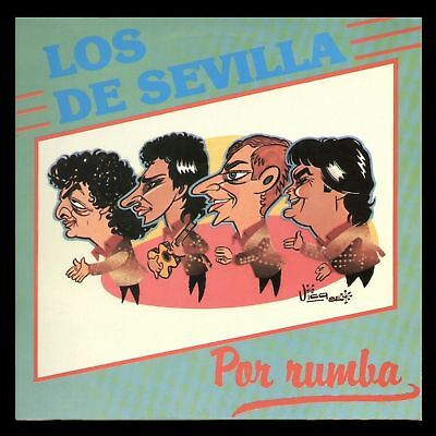 Los De Sevilla - Spain Lp 1986 - Por Rumba (Mix)