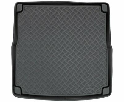 TAILORED PVC BOOT LINER MAT TRAY Audi A4 B8 Estate / Avant 2007-2015
