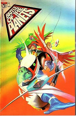 Top Cow Battle of the Planets Alex Ross Holofil cover