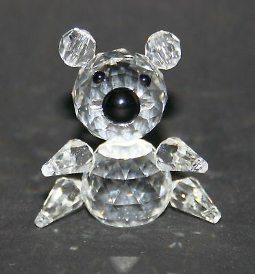 Glas - Mayflower - Kristallfigur - Teddy - NEUWARE