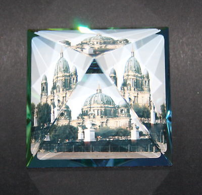 Glas - Mayflower - Berliner Dom - Pyramide - NEUWARE