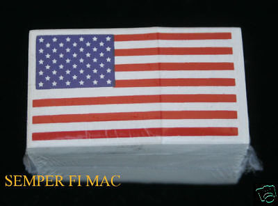 25 USA FLAG MINI HELMET STICKER MADE IN US NAVY ARMY MARINES AIR FORCE PIN UP