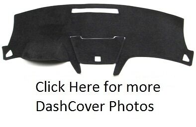 Custom Dash Cover - Made Just for YOUR Vehicle & Color