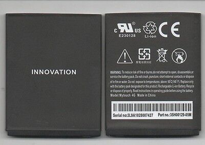 Lot 3 New Battery For Htc Mytouch 4G Merge T Mobile