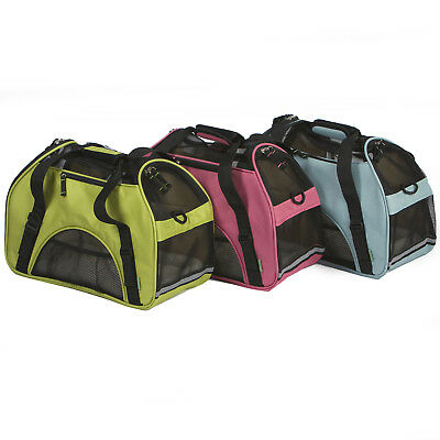 Bergan Comfort Pet Cat  Dog Carrier Airline Approved SM