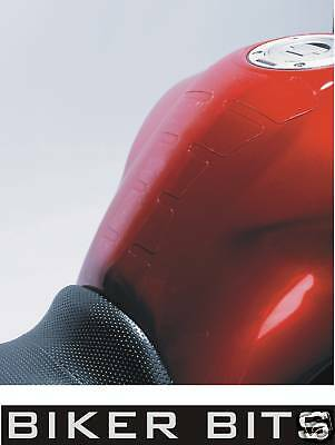 Oxford Motorcycle Clear Tank Protector/Tankpad Spine