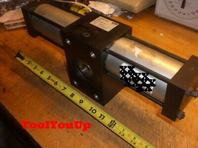 Parker Automation Actuator Ptr2511803Pa21C 077390 04/98 Pnuematic Air