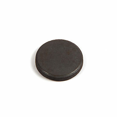 100 ROUND 20mm MAGNETS CRAFT FRIDGE MAGNETIC DISC 20
