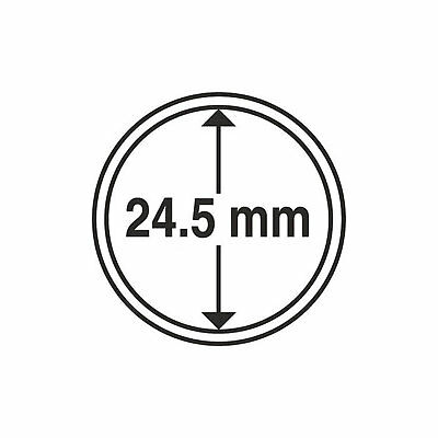 Lighthouse Coin Capsule - Round 24.5mm - 1 Only