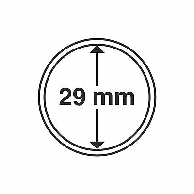 Lighthouse Coin Capsule - Round 29mm - 1 Only