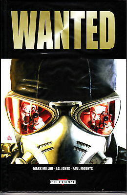 Wanted   Edition  Delcourt