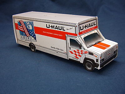 U-Haul Truck Savings Bank Fun For Kids!!! Lot of 3