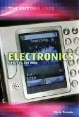 Electronics: MP3s, TVs and DVDs-Chris Oxdale