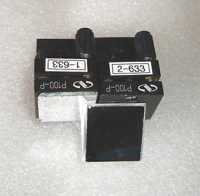 Newport BP-1 Platform Optical Mount P100-P 1-633&2-633 Qty:2