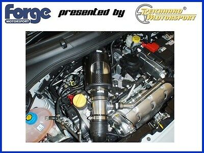 FORGE Carbon Airbox Fiat 500 1,4l Turbo Abarth Tjet