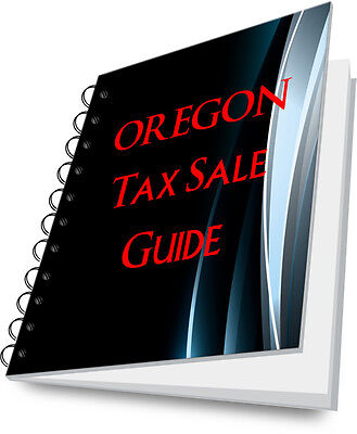 OREGON Tax Deed Buyers State Guide For Investors!