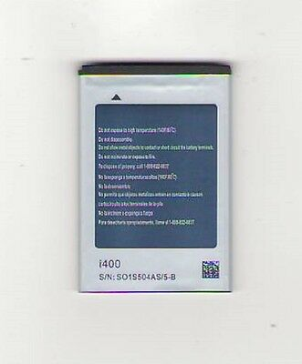 LOT 2 NEW BATTERY FOR SAMSUNG i400 CONTINUUM GALAXY S