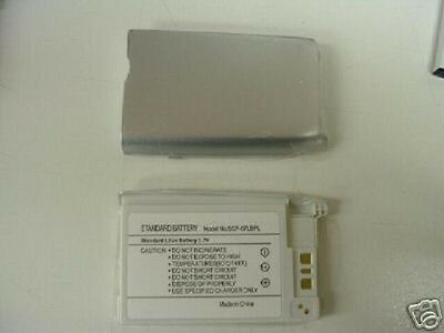Lot 4 New Battery For Sanyo Scp-5300 5300 Silver