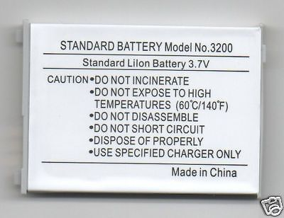 Lot 2 New Battery For Sanyo 3200 Scp-3200 Scp-25Lbps