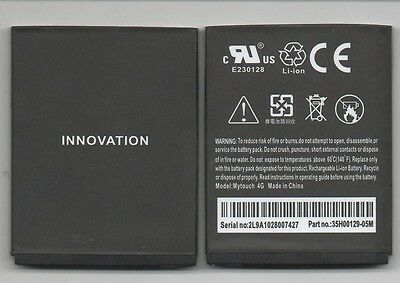 Lot 3 New Battery For Htc Mytouch 4G Pd42100 T-Mobile