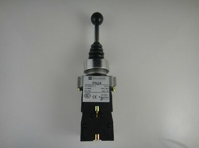 4NO 4 Position Spring Return Wobble Stick Switch