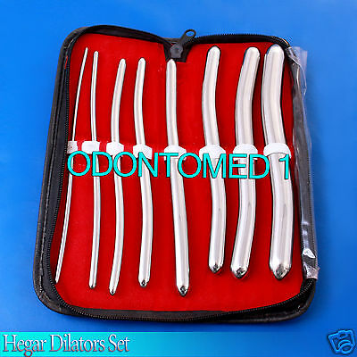 Hegar Uterine Dilators Surgical Gyno Medical Instrument