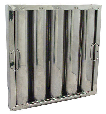 Filter w/Hook 16x16x2 Stainless Steel Hood Captive Air HRSS1616 31721