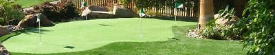 Artificial Grass Golf Putting Green or Lawn. 24 different sizes available - RSVG