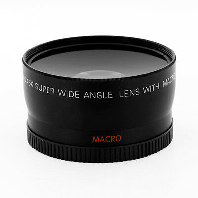 Wide Angle + Macro Lens for Sony Alpha NEX 5T 5 3N 6 7 a6000 a5100 a5000 16-50mm