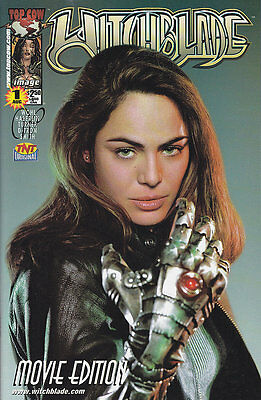 Witchblade:1-2000-Movie Edition-Top Cow Comic