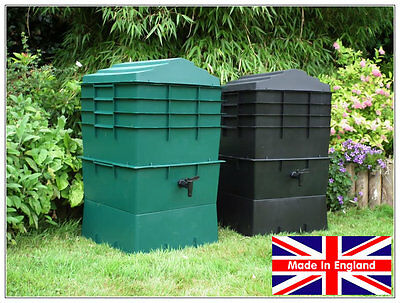 Wormcity Wormery 5 Tray (125 Litre) With 500g Worms, Bedding, Worm Food UK MADE