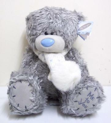 Me To You Tatty Teddy Bear With Scarf Plush Soft Toy 8 Inch New With Tag Gift