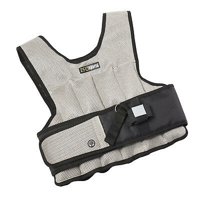 ZFO®  20Lbs Comfortable Exercise Adjustable Weighted Vest (Special Sale Price!)