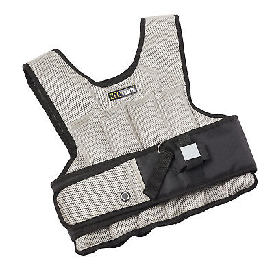 ZFOsports 20LBS ADJUSTABLE SHORT WEIGHTED VEST.