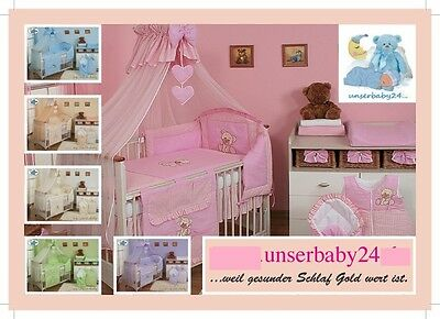 himmel bettsets bettausstattung baby. Black Bedroom Furniture Sets. Home Design Ideas
