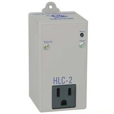 CAP HLC-2 HID Lighting Controller - 15 Min Delay On Timer Hot Start Light Off