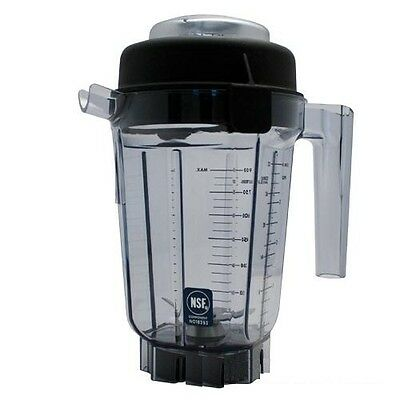 Container Pitcher fits Vita-Mix 48oz Blending Station 15979 Blade & Lid 26642