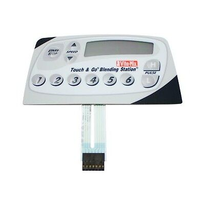 Touch & Go Touch Pad In-Counter fits Vita Mix blender part number 15792 26675