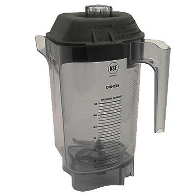 Container / Pitcher fits XP Series 48 oz Capacity Vita-Mix 15978 blender 69905