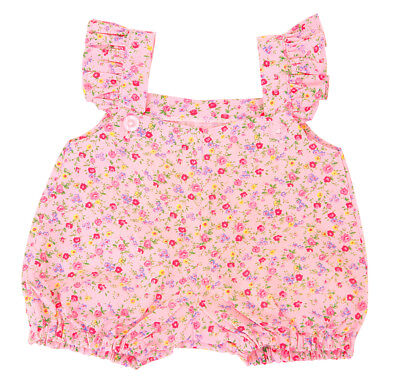 Vintage Style Romper Suit for smaller dolls and bears 14-18ins high [ 35-45 cm ]