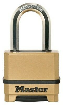 "Master Lock 2 Pack, Magnum, 2"", 1.5"" Shackle Resettable Combination Padlock"