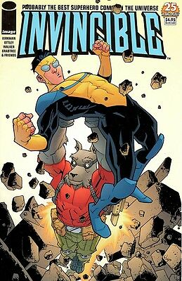 Invincible 25 Image Kirkman Walker Crabtree NM FREE UK SHIPPING HOT