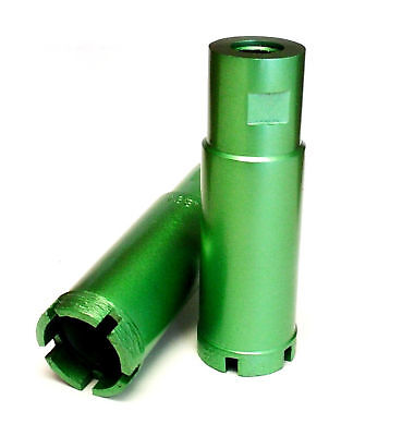 "1-1/4"" Wet Diamond Core Drill Bit for Granite Marble Stone Premium Grade"
