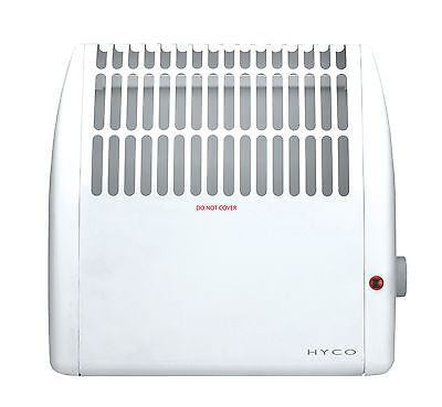 400w Frost Protection Convector Heater 22444 Caravan Greenhouse Shed 1 year warr