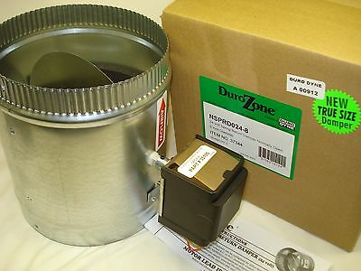 Replacement 24vac Damper Synchron Motor For Retrozone