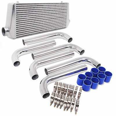 High Quality White 10M Fiber Heat Wrap Exhaust Manifold Downpipe + 15 Ties
