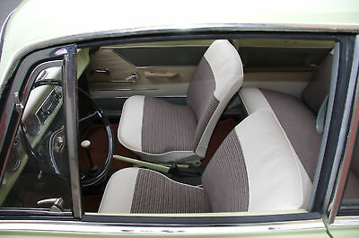 BMW 700  Luxus Sedan Coupe Conv New cloth seat material
