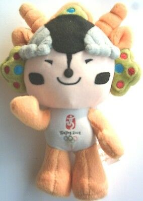 Orig.mascot    Olympic Games BEIJING 2008 - YINGYING  !!  21 cm / mint condition
